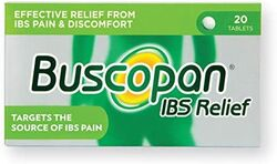Buscopan IBS Relief (Hyoscine Butylbromide) 10mg
