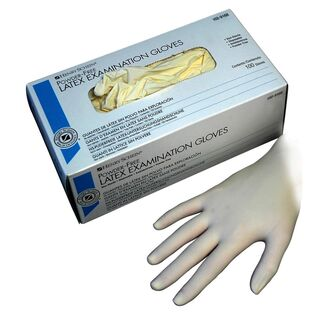 Gloves - Latex (Non-Powdered) x100