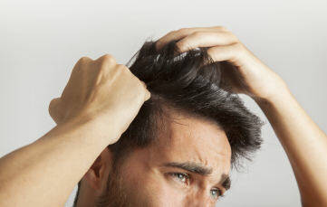 What happens if you stop taking Finasteride?