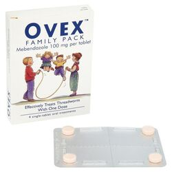 Ovex Threadworm Treatment