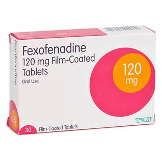 Fexofenadine 120mg