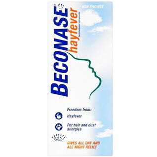 Beconase Nasal Spray 100DS